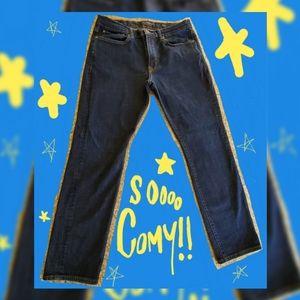Authentic Women's Lucky Brand Denim Jeans SZ 33/30
